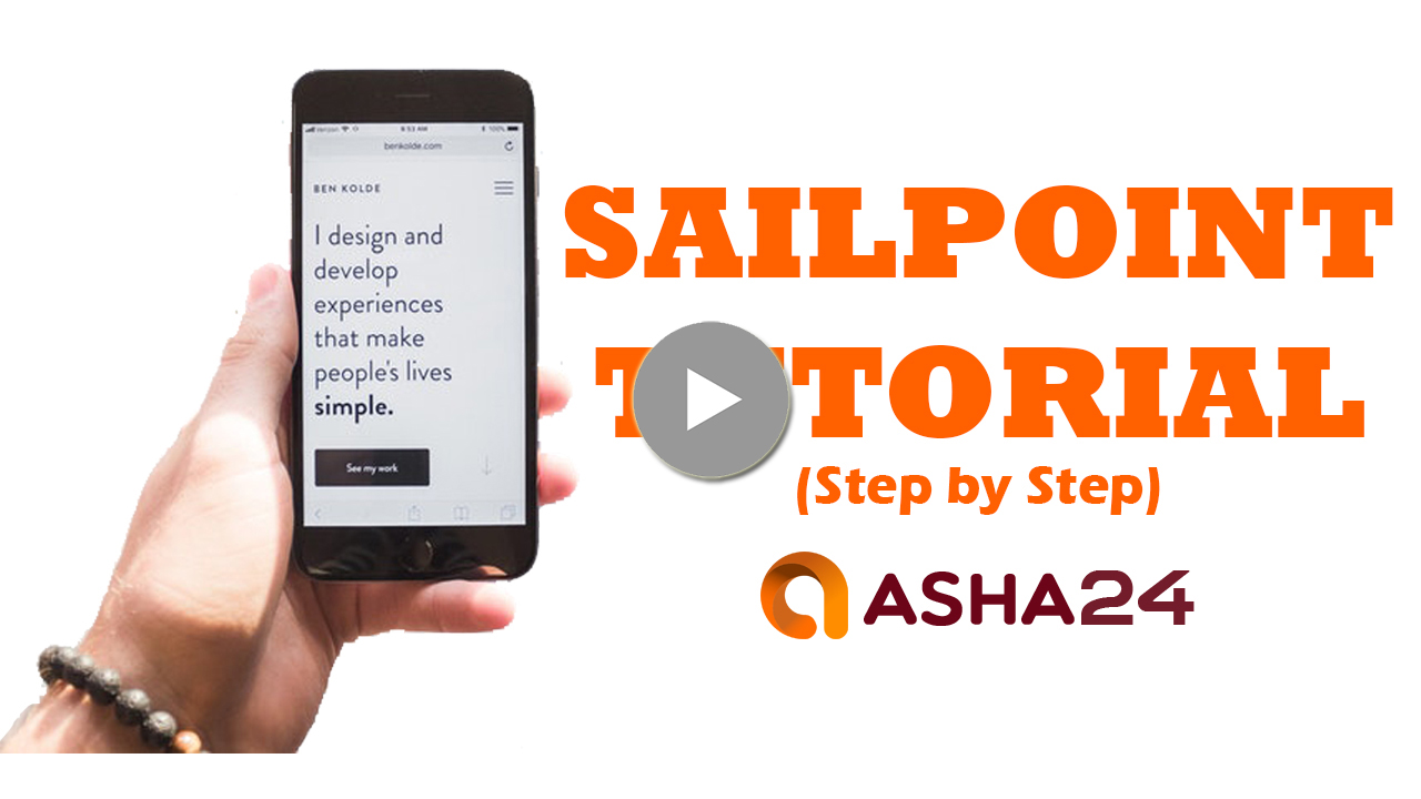 Sailpoint Training - the only course you need
